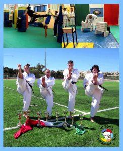 Sport Tui Na - potenziamento campioni di karate